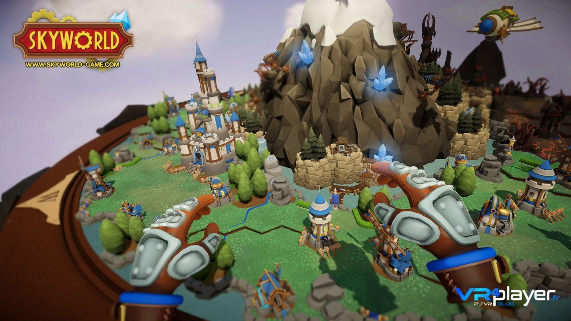 Skyworld PlayStation VR PSVR VR4player.fr