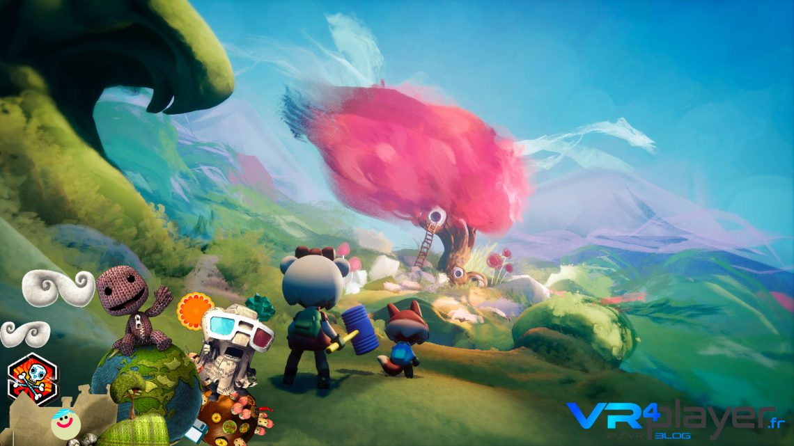 Little Big Planet en video dans Dreams