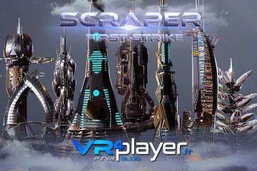 PlayStation VR : Scraper First Strike sort pile dans un mois sur PSVR
