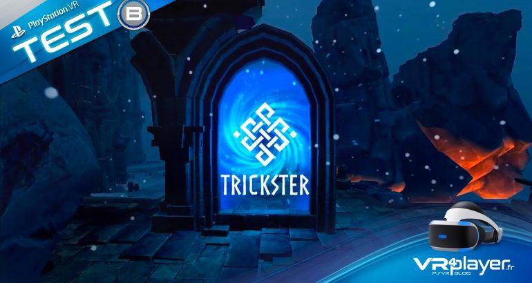 Trickster VR sur PlayStation VR PSVR VR4player.fr