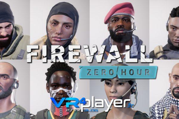 Firewall Zero Hour, le dlc 2 le 20 novembre - vr4player.fr