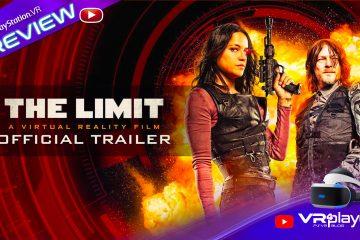 PlayStation VR : The Limit, Preview du court métrage VR de Robert Rodriguez