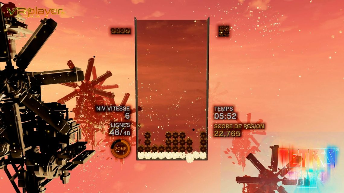 Tetris Effect PlayStation VR PSVR VR4Player Enhance Games