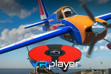 PlayStation VR : le 3dRudder sera compatible avec Ultrawings sur PSVR !