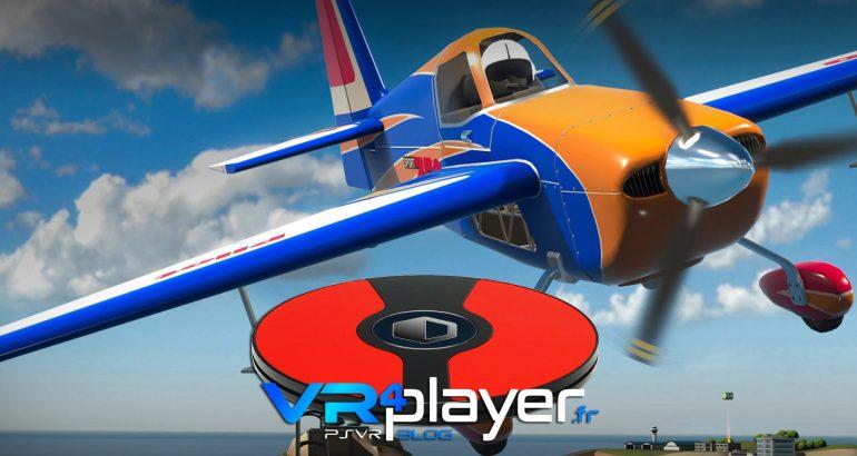 Le 3dRudder compatible avec Ultrawings sur PSVR - vr4player.fr