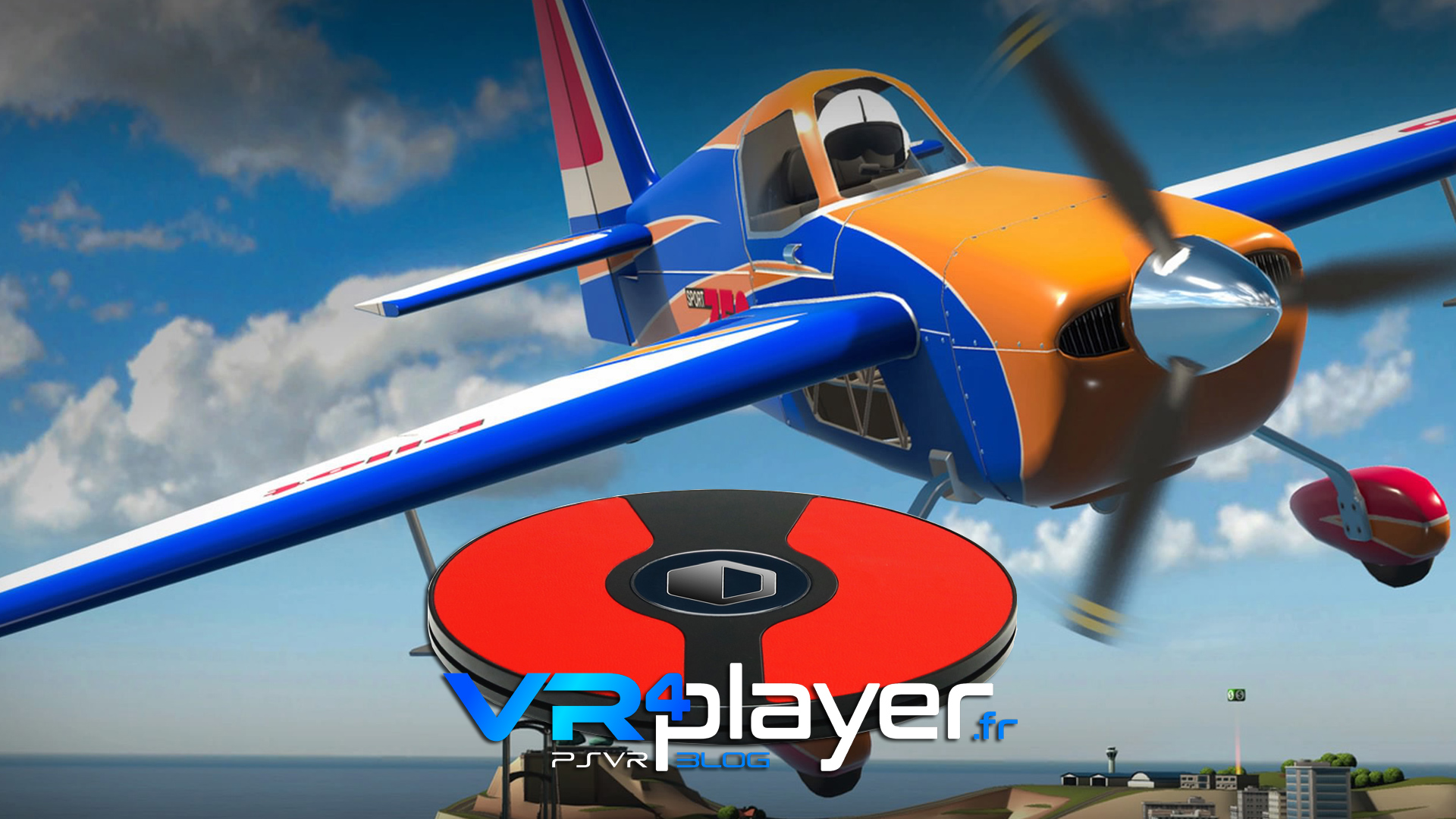 Le 3dRudder compatible avec Ultrawings sur PSVR - vr4player.fr