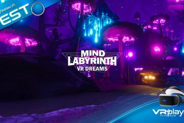PlayStation VR : Mind Labyrinth VR Dreams, Le Test Zen sur PSVR