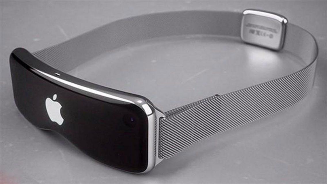 Casque de Réalité Virtuelle, Augmentée Apple