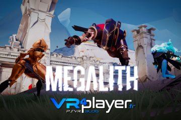 PlayStation VR, PSVR : Les créateurs de Megalith à l'écoute des critiques