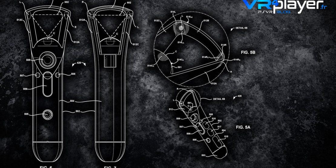 PlayStation VR : Des successeurs aux Ps Move en approche ?