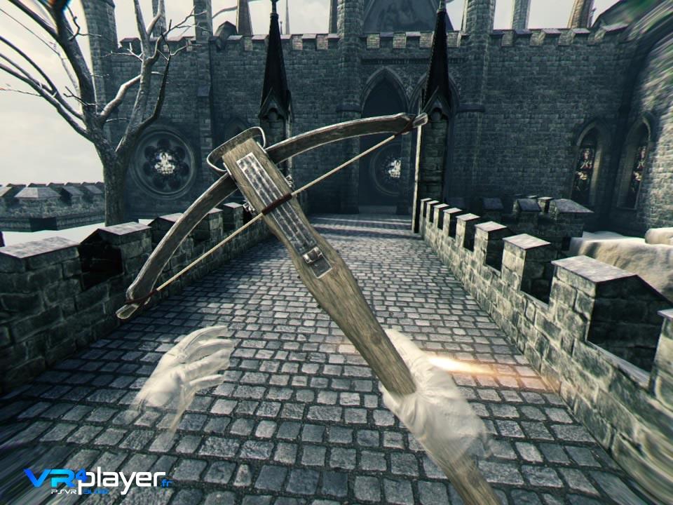 In Death sur PlayStation VR PSVR, le test VR4player.fr