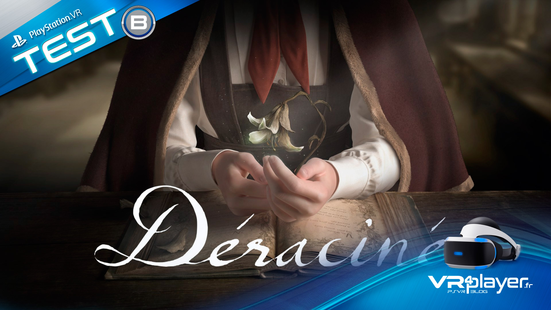 Déraciné From Software Test VR4Player Japan Studio PSVR PlayStation VR