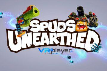 PlayStation VR, Steam : Spuds Unearthed, des pommes de terre en VR