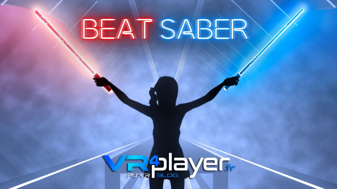 Beat Saber sur PlayStation VR - vr4player.fr
