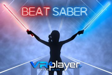PlayStation VR : BEAT SABER sort demain sur PSVR !!