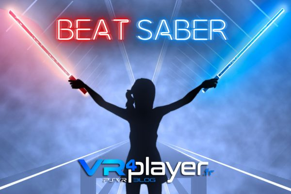 Beat Saber sort le 20 novembre sur PlayStation VR - vr4player.fr