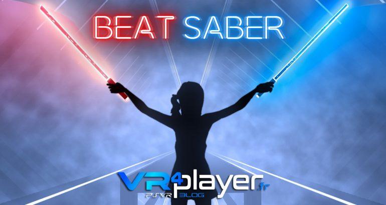 Beat Saber sort le 20 novembre sur PlayStation VR - vr4player.fr