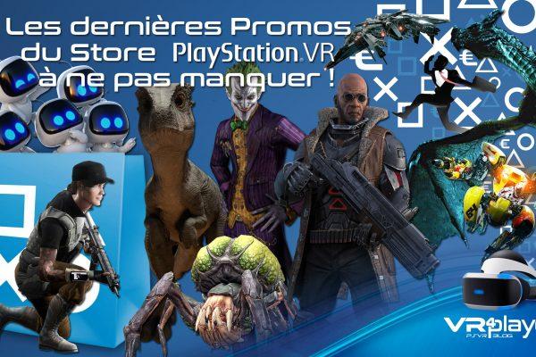 Les promos PSVR du Black Friday sont lancées sur le Store - vr4player.fr