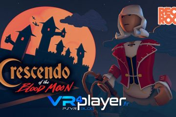 PlayStation VR : REC ROOM Crescendo of the Blood Moon dispo aujourd'hui
