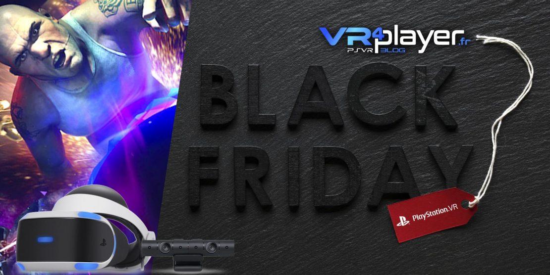 PlayStation VR : Black Friday, bon plan, le PSVR à moins de 200 euros