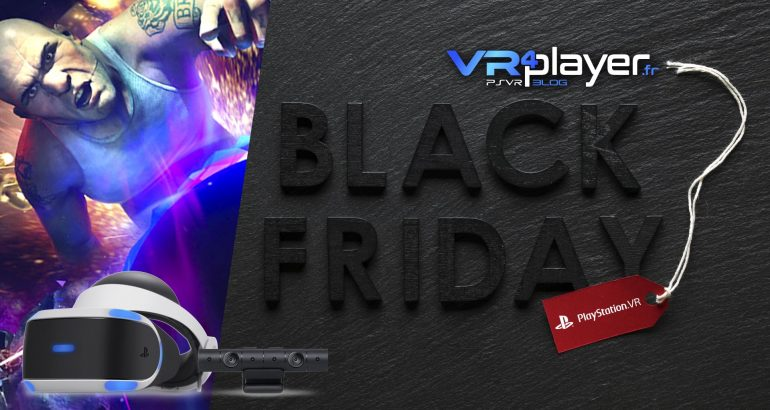 Les offres de bundle du Black Friday - vr4player.fr