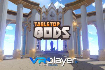 PlayStation VR : Tabletop Gods, devenez un dieu en stratégie sur PSVR !
