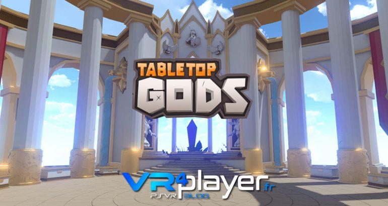 Tabletop Gods prévu sur PlayStation VR - vr4player.fr