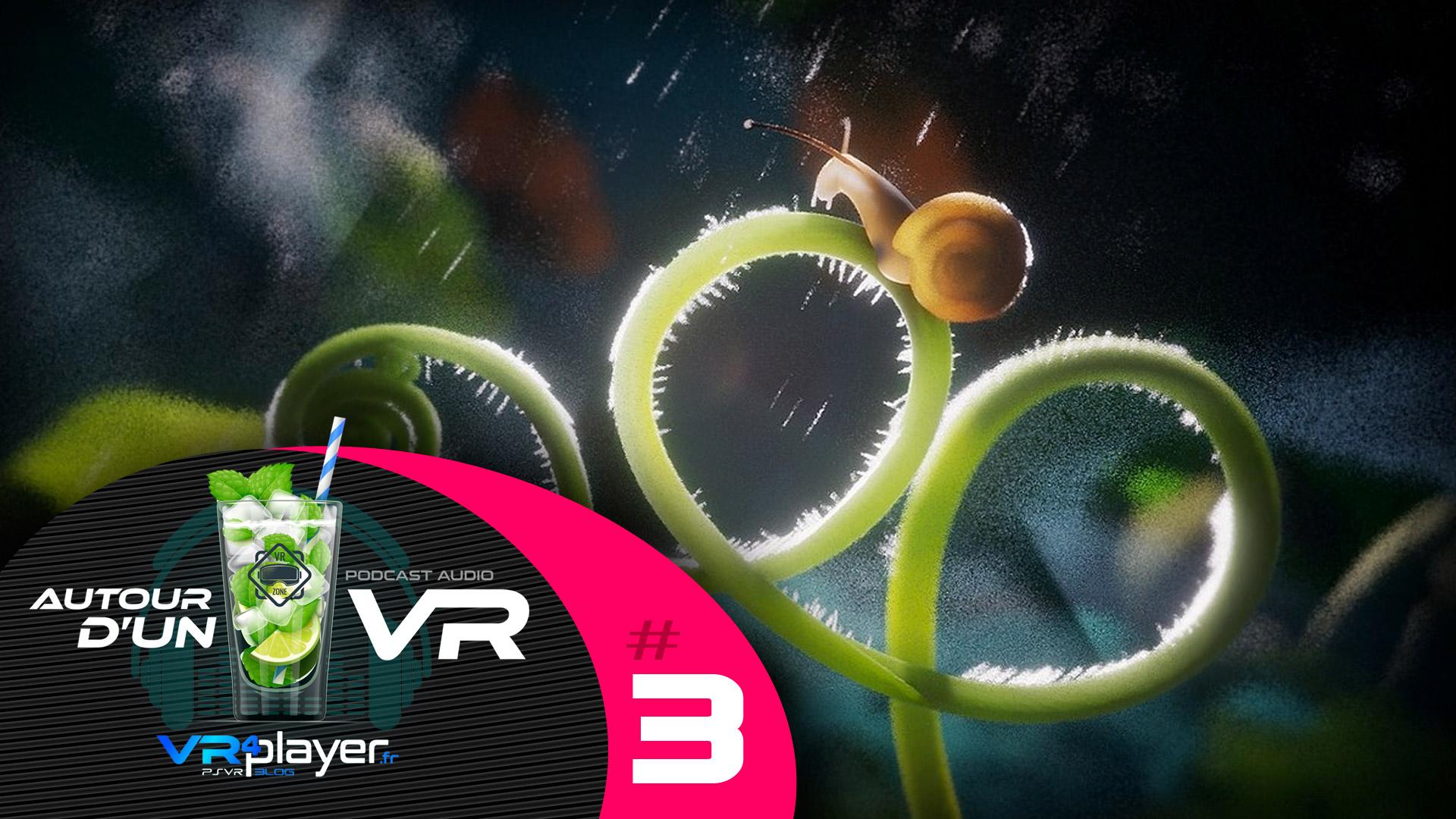 autour d'un VR 3 VR4player