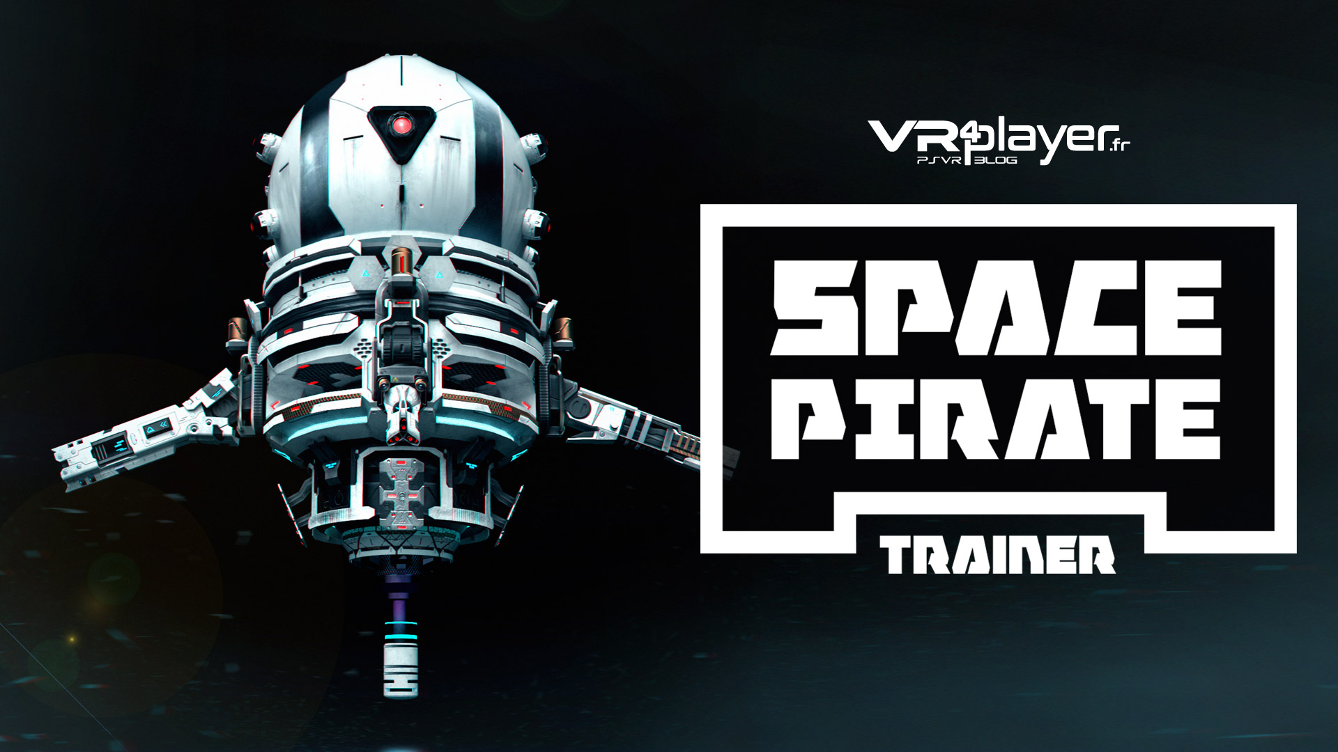 Space Pirate Trainer PSVR PlayStation VR VR4Player