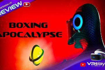 PlayStation VR : Boxing Apocalypse sur PSVR, notre aperçu