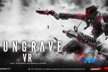 PlayStation VR : Gungrave VR se date en Europe, sur PSVR