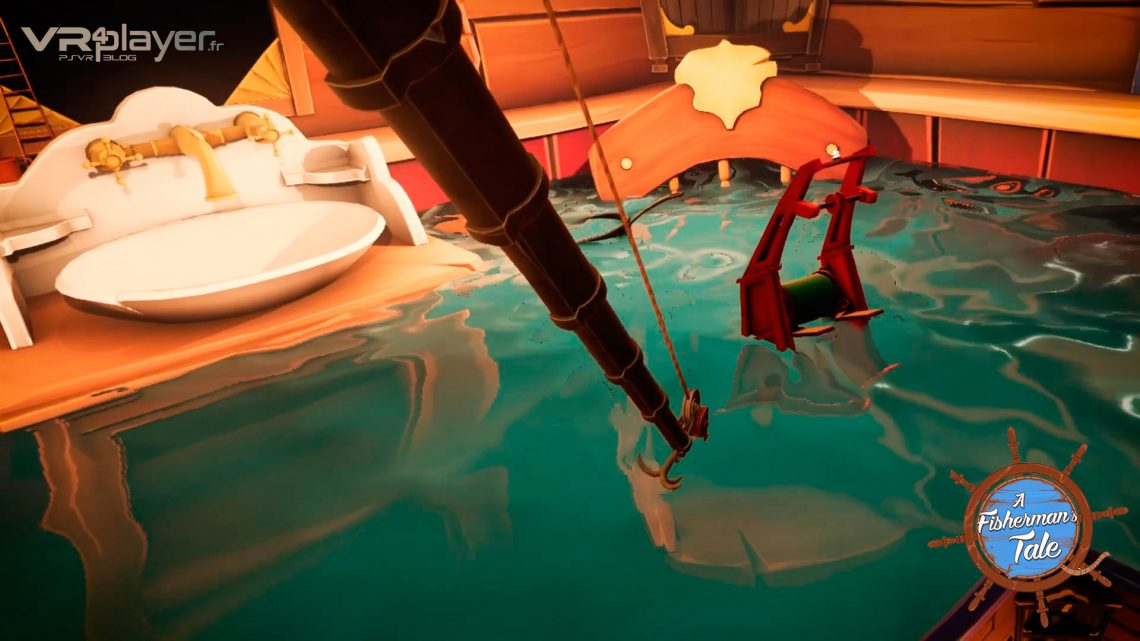 A Fisherman's Tale InnerSpace VR VR4Player