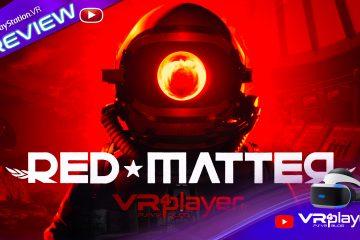 PlayStation VR: Red Matter, notre aperçu de la lune de Saturne sur PSVR