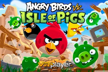 PlayStation VR : Angry Birds VR Isle of Pigs a de grandes chances sur PSVR