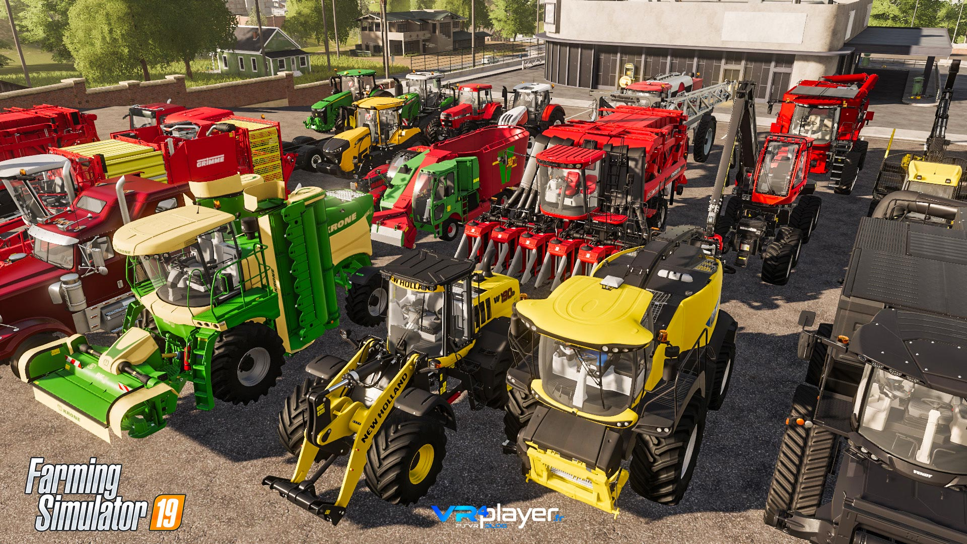 Farming Simulator 19, PS4