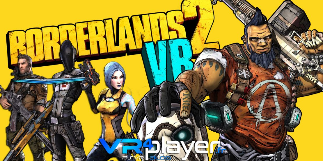 PlayStation VR : Borderlands 2 VR, du gameplay en vidéo sur PSVR