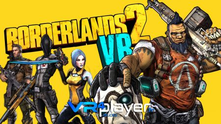 Borderlands 2 VR en vidéo de gameplay sur PSVR - vr4player.fr