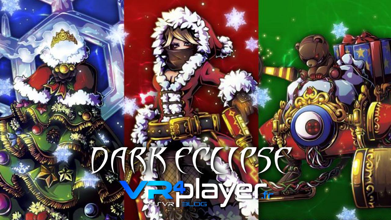 Dark Eclipse, le DLC gratuit de Noel sur PSVR - vr4player.fr
