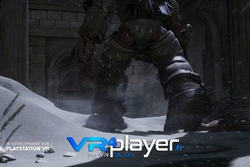 PlayStation VR : Golem s'enlise jusqu'en 2019 sur PSVR