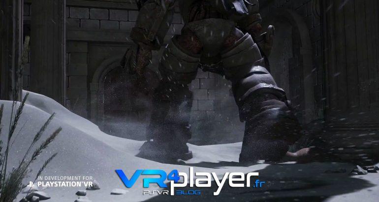 Golem reporté en 2019 sur PlayStation VR - vr4player.fr
