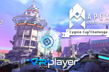 PlayStation VR : Apex Construct Cygnia Cup Challenge toujours d'actu sur PSVR