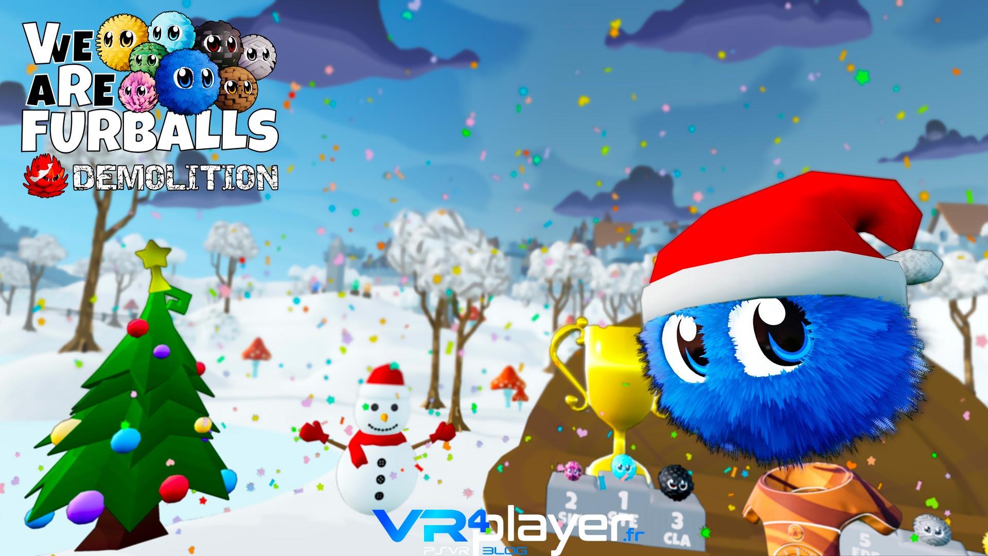 VR Furballs Demolition
