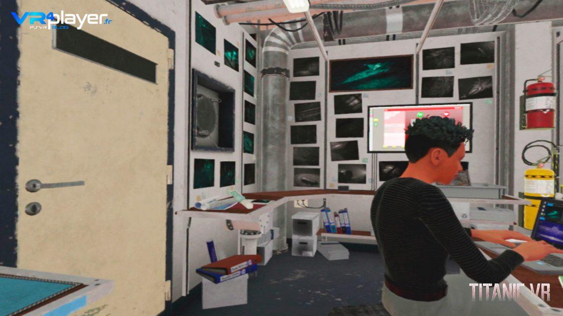 Titanic VR PlayStation VR PSVR VR4Player