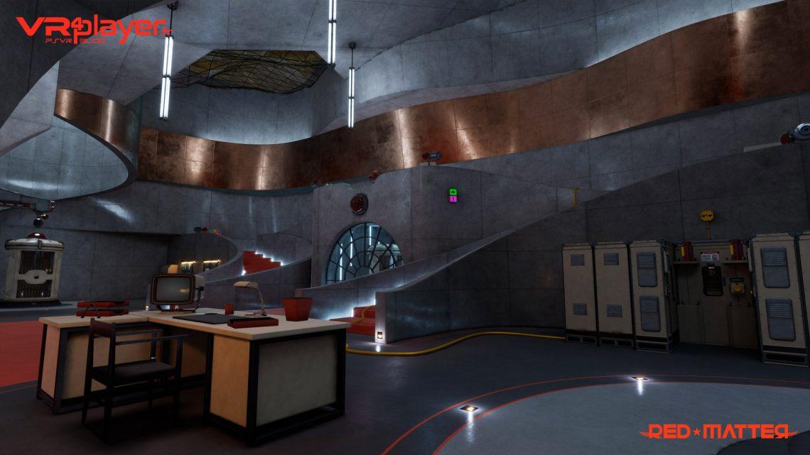 RED MATTER Vertical Robot PSVR PlayStation VR VR4player