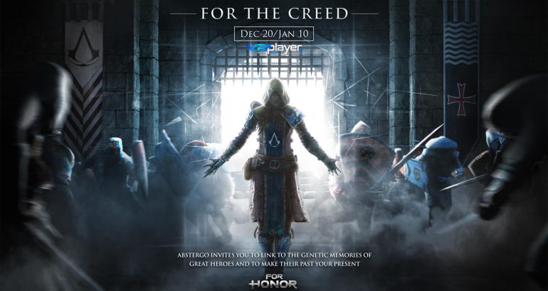 For Honor chez Assassin's Creed