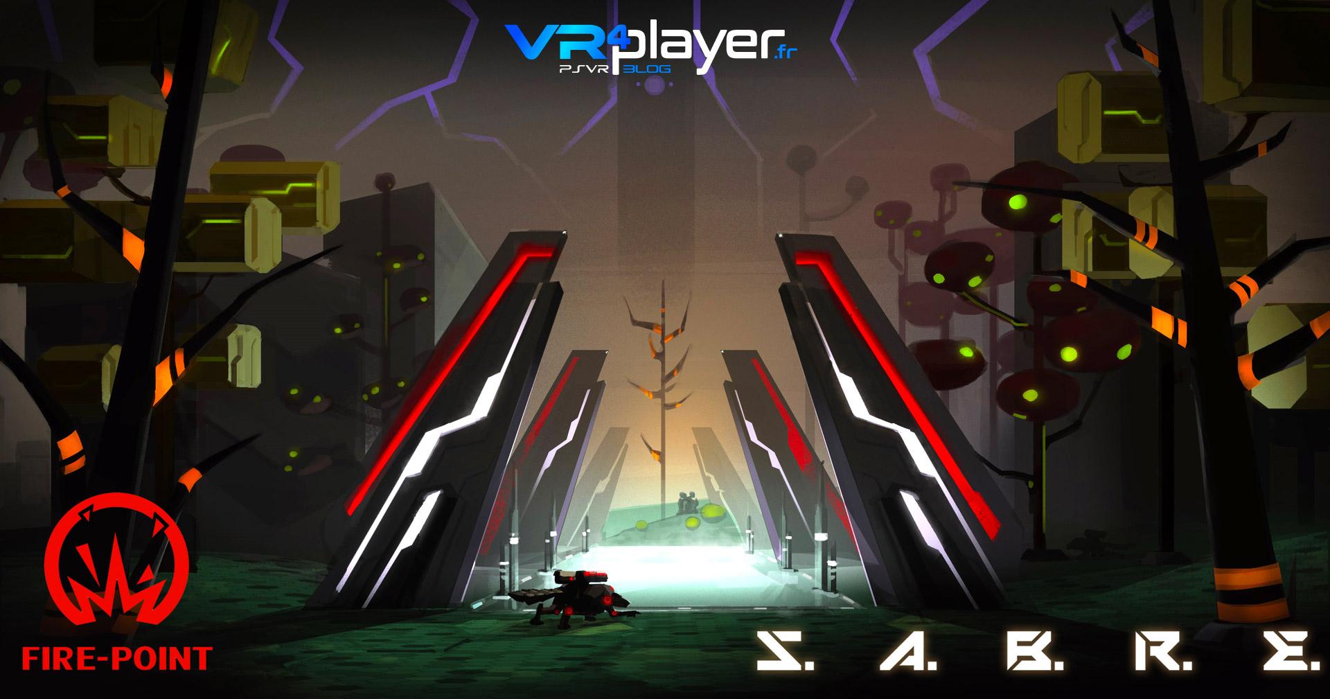 SABRE sur PlayStation VR, PSVR, PS4 VR4player.fr