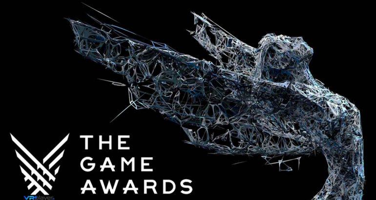 The Game Awards PlayStation VR PSVR VR4player.fr