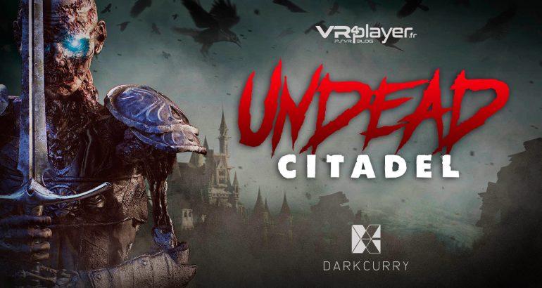Undead Citadel PlayStation VR PSVR VR4Player