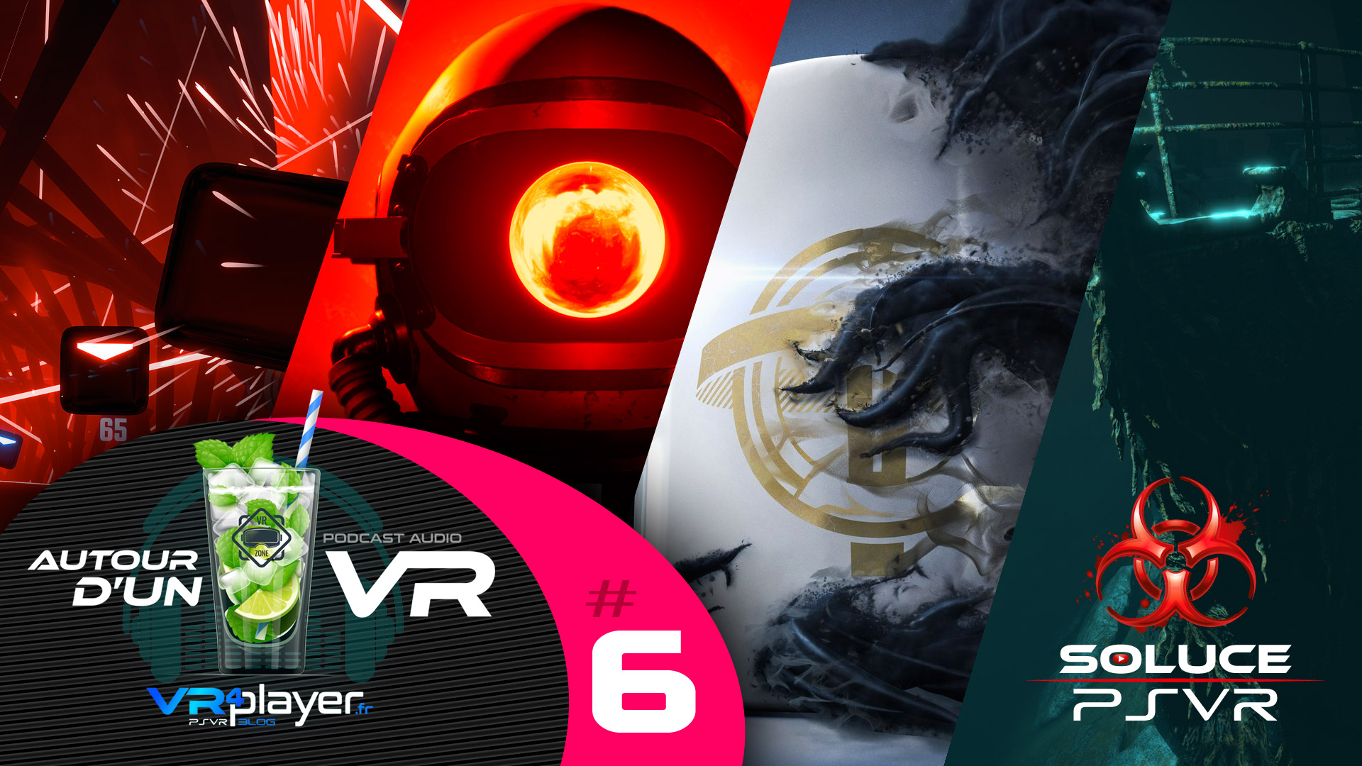 Podcast VR4Player Autour d'un VR #6 PlayStation VR