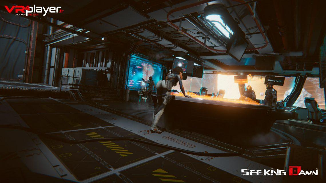 Seeking Dawn PSVR PlayStation VR VR4Player